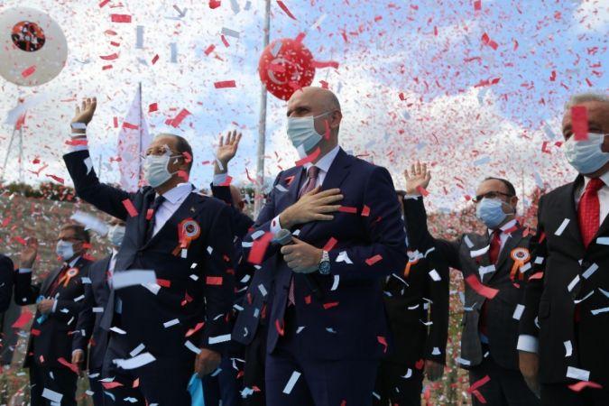 """Cumhurbaşkanı Erdoğan: """"Türkiye'yi kendi iç meseleleriyle boğuşan bir ülke haline getirerek asırlık uyanışımızı önlemeye çalışıyorlar"""""""