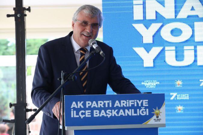 """""""Türkiye'nin ilk ve tek kano parkuru Arifiye'de olacak"""""""