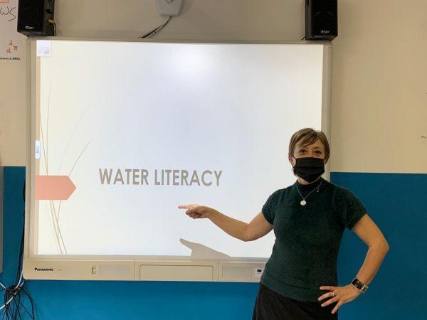 Liseli öğrenciler bu proje ile suyun önemine dikkat çektiler
