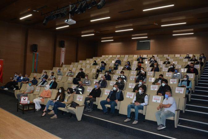 Belediye Personeline 'Temel İşsağlığı Ve Güvenliği' Eğitimi