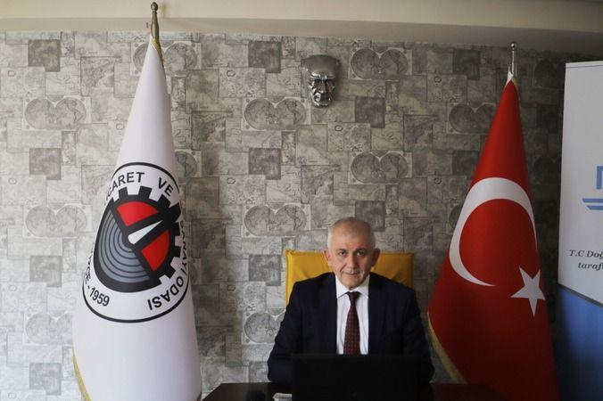 Tuncay Şahin,  Başkanlar Konuşuyor'a katıldı