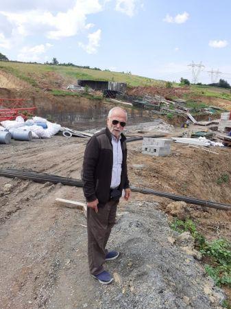 Sakarya'da Basın Sitesi inşaatı tüm hızıyla sürüyor