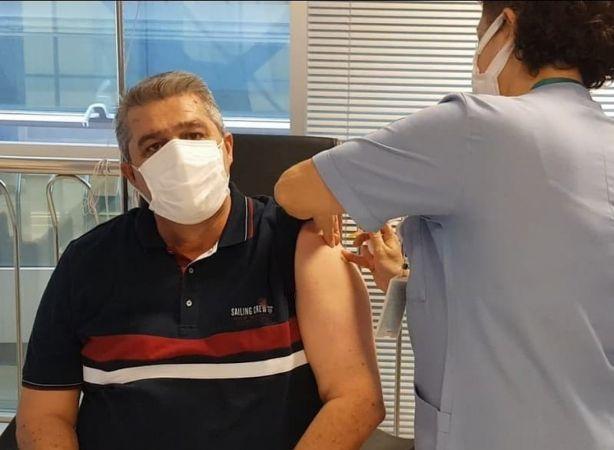 Düzce'de 85 bin kişi 1. doz aşı oldu