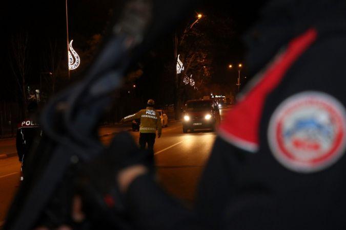 Sokağa çıkma kısıtlamasını ihlal edenlere 284 bin lira ceza