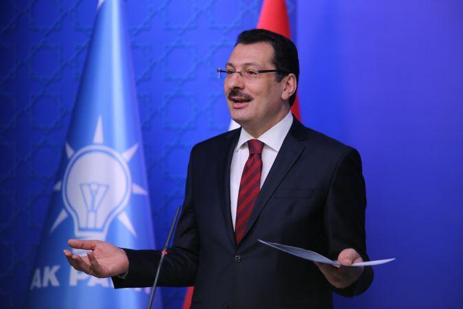 """AK Parti Genel Başkan Yardımcısı Ali İhsan Yavuz """"Yeri Belli Olmayan İhale Gördünüz mü?"""""""
