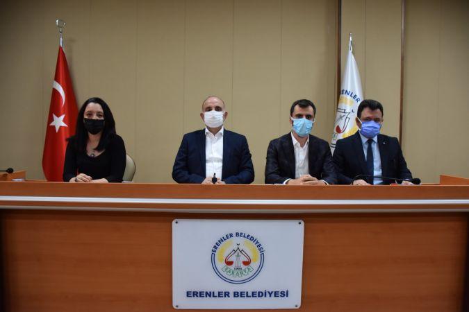 Erenler Belediyesi Haziran Ayı Meclisi