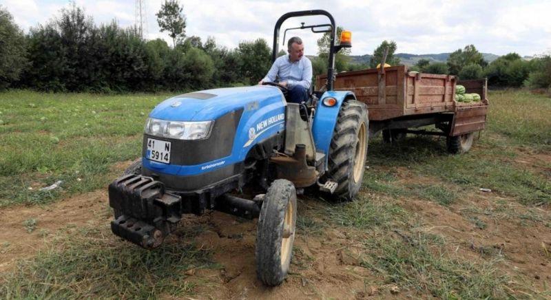 Büyükşehir'den çiftçiye akaryakıt desteği