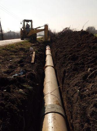 Kanallarda bakım onarım ve alt yapı çalışmaları yapılıyor