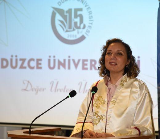 Düzce Üniversitesi 4 Ekim'de açılıyor