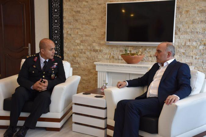 Başkan Fevzi Kılıç Jandarma Teşkilatının 182. Yılını Kutladı