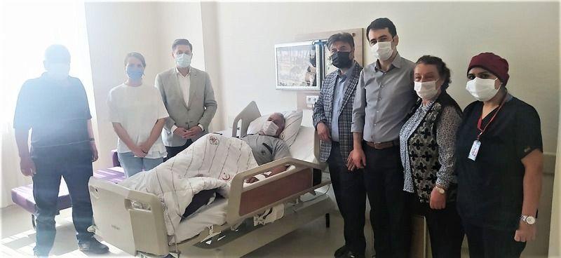 Hasan Serdar Baykal'ın Babasının başına gelen talihsiz kaza!