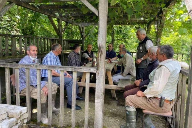 Düzce'de orman köylüsüne kredi desteği devam ediyor