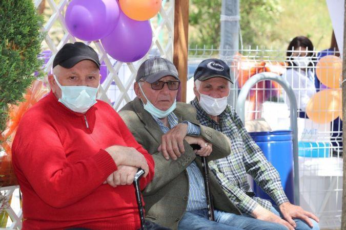 Alzheimer Yaşam Evi hasta kabulüne başladı
