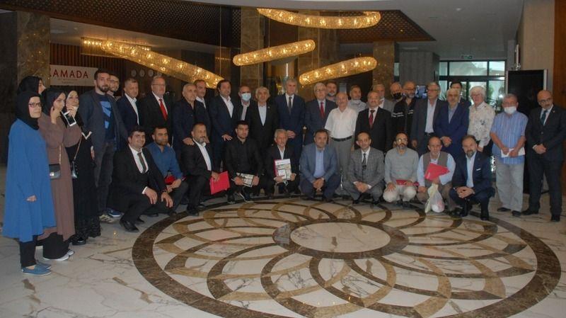 Yeni Dünya Vakfı; Genel Başkan Mahmut Göksu'yu ağırladı…