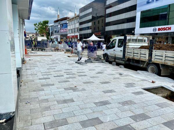 Kent estetiği projesi devam ediyor