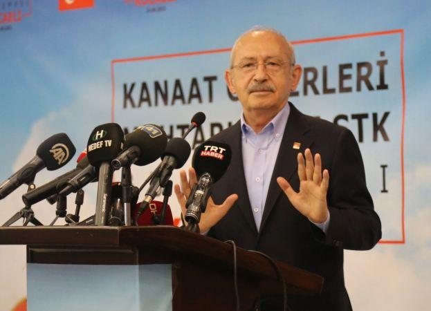 """CHP Genel Başkanı Kılıçdaroğlu: """"Kırıkkale'de Makine Kimya Endüstrisi'ni satmanın hukuki altyapısını oluşturuyorlar"""""""