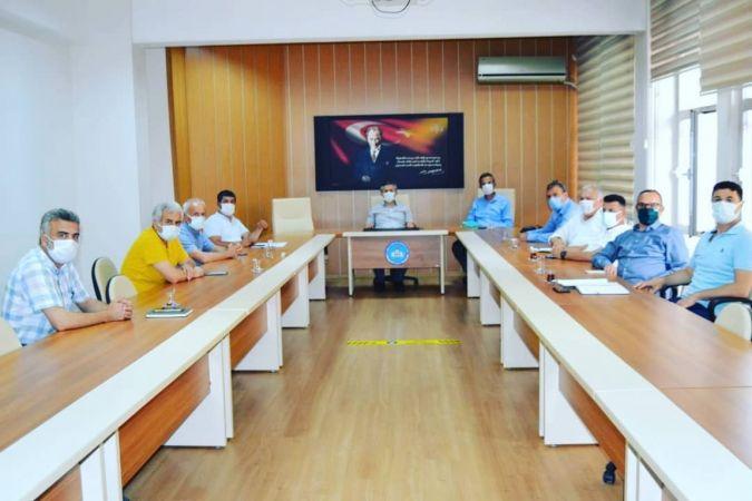 DYK toplantısı yapıldı
