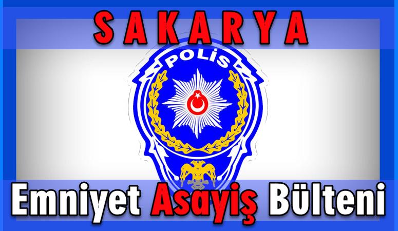 Emniyet Asayiş Bülteni 24 Haziran 2021