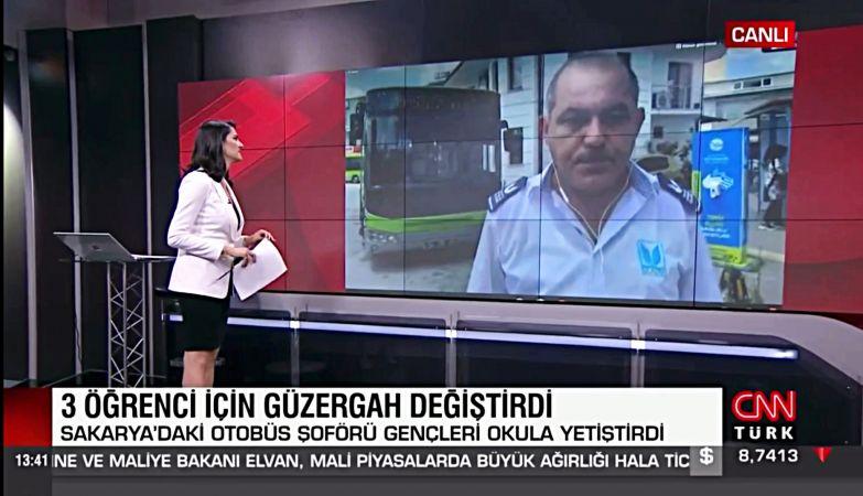 """Büyükşehir personeli Türkiye'nin kalbini kazandı: """"O sırada oğlum da sınavdaydı"""""""