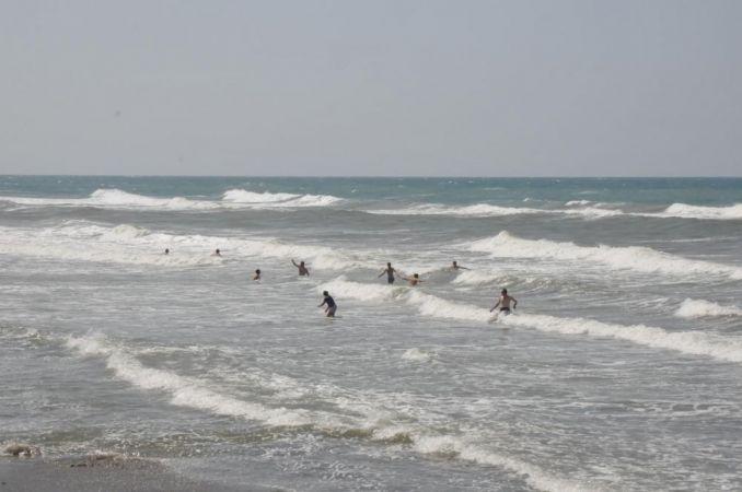 Denizlerdeki tehlike çeken akıntıya dikkat