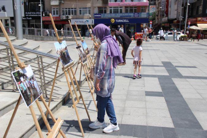 15 Temmuz direnişinin kareleri İzmit'te sergilendi