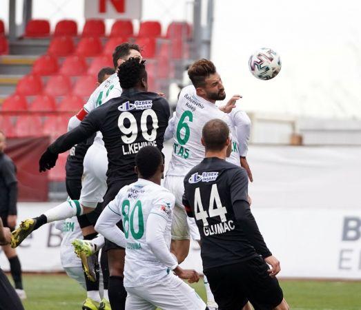 Kocaelispor transfere doymuyor