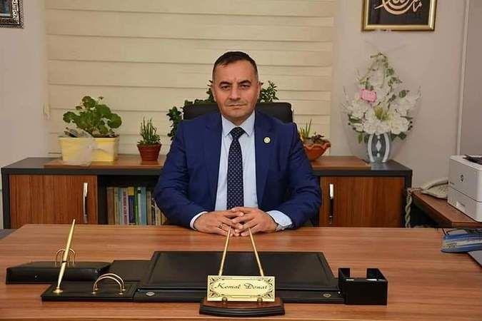 Kemal Donat kurban bayramını kutladı