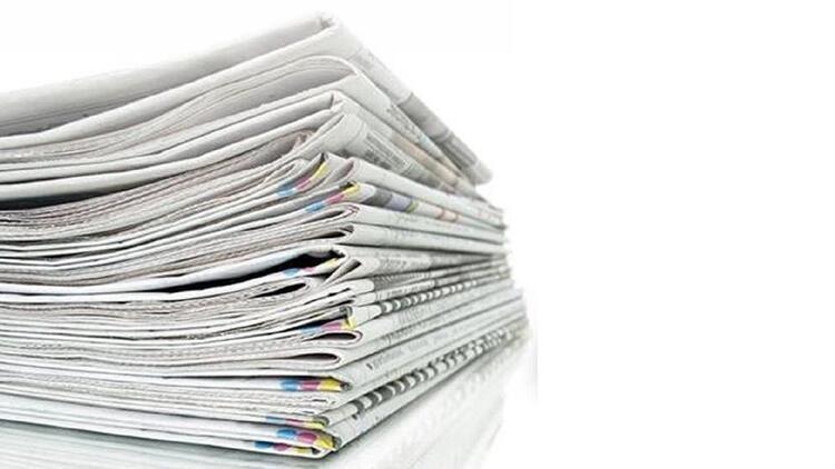 Tüm ulusal ve yerel gazeteler için index sayfası