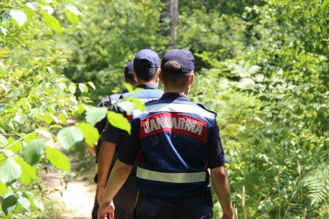 Vatandaşların girmesinin yasaklandığı ormanlarda sıkı denetim