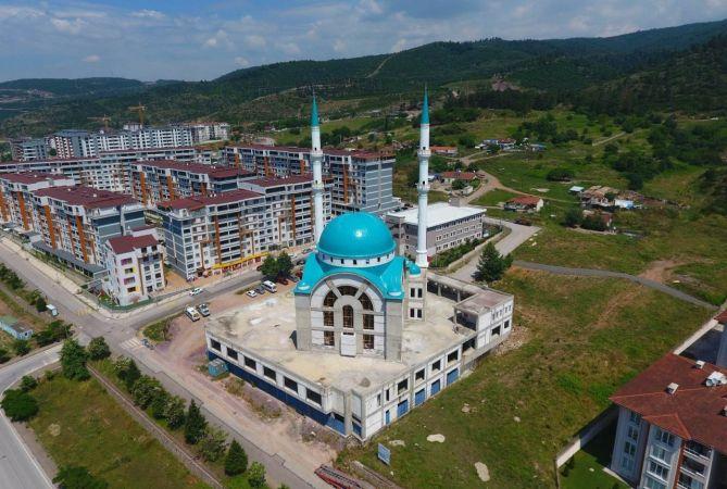 Hoca Ahmet Yesevi Cami, yaşam merkezi olacak