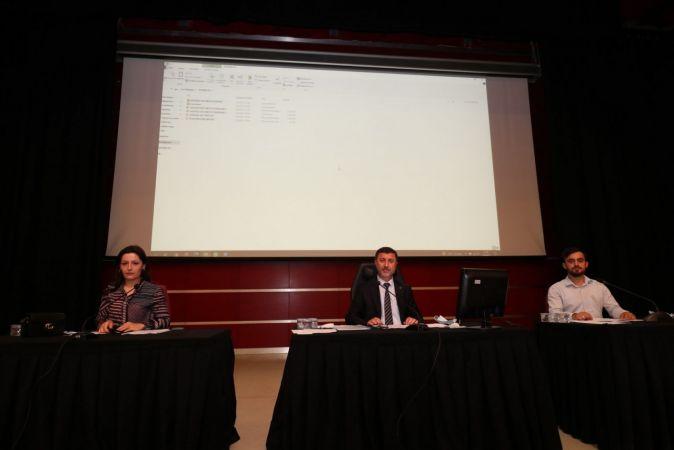 Gebze meclisinde gündem maddeleri karara bağlandı