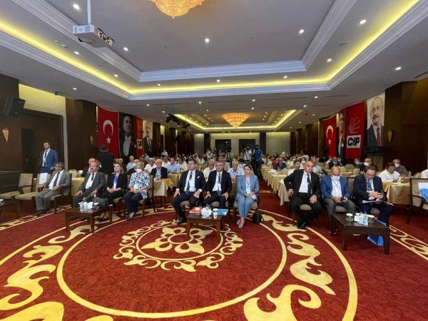 CHP MARMARA BÖLGE TOPLANTISINDA BULUŞTU