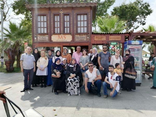 MS hastaları Akçakoca'da bilgilendirildi