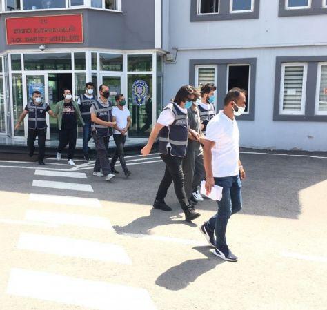 Otobüs sürücüsünü ilk iş gününde silahla yaralayıp darp eden şahıslar tutuklandı