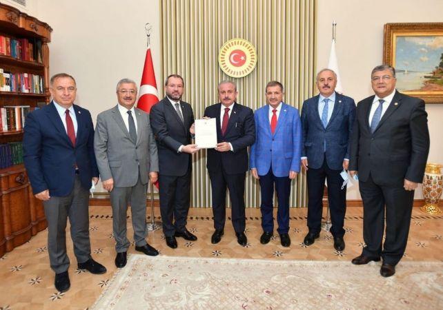 Deprem araştırma komisyonu Büyükşehir'in projelerini örnek gösterdi