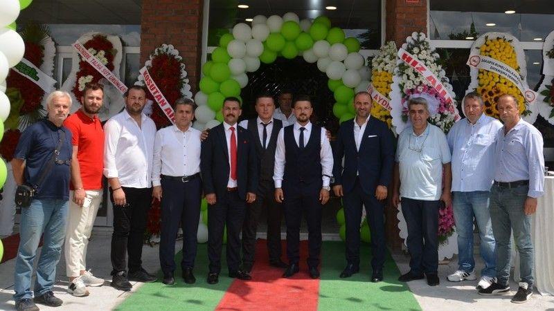BY Boşnak Börekçisi'nin 17. şubesi Yazlık'ta açıldı