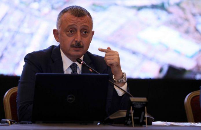 """Marmara Belediyeler Birliği Başkanı Büyükakın: """"Yüzeyde müsilaj kalmadı"""""""
