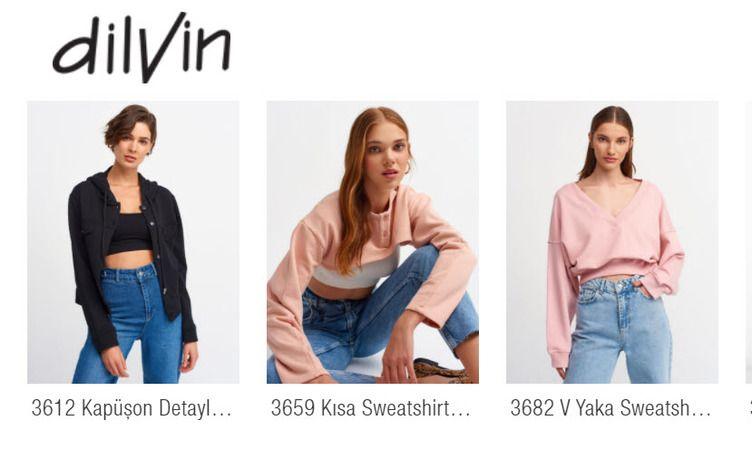 Sweatshirt Modelleri