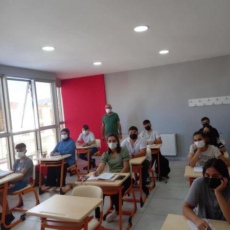 Düzce Açı Eğitim Kurumlarında dersler başladı