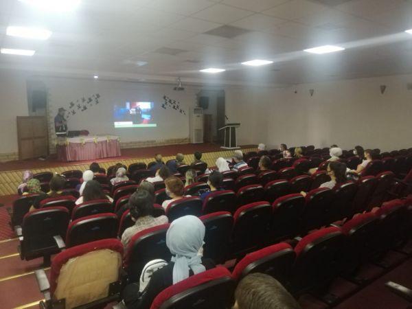 Akçakoca'da bilgilendirme toplantısı