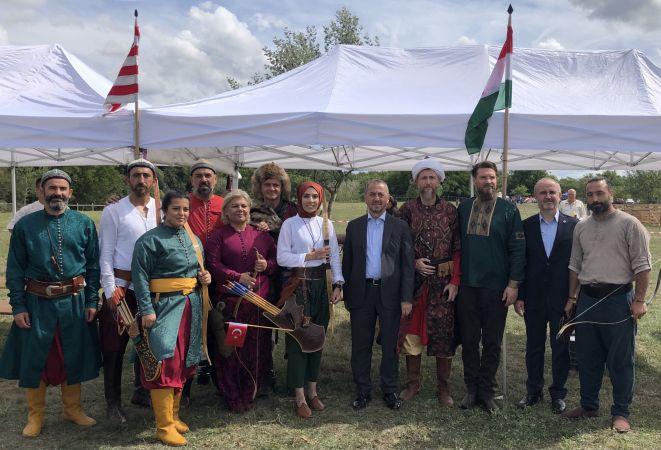 Türkiye Geleneksel Türk Okçuluk Takımı Macaristan'da Efsaneleşti