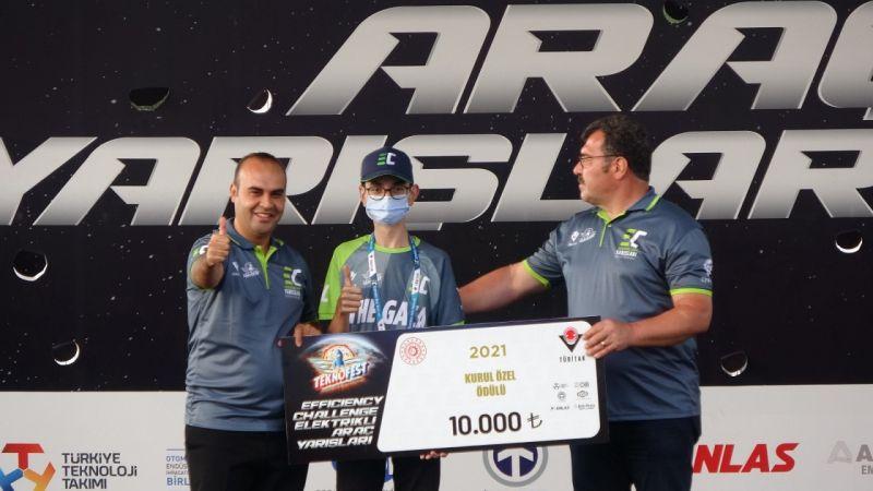 Uluslararası Efficiency Challenge Elektrikli Araç yarışları sona erdi