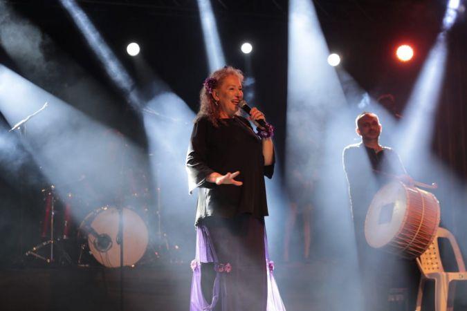 Kadın Festivali'nde finali Suzan Kardeş yaptı