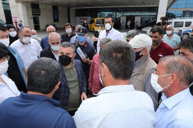 Fındık işçileri arasında tartışmada ölenler memleketlerine gönderildi