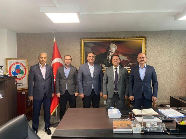 KTO, Derince Gümrük Müdürlüğü ile bölge ticaretini görüştü