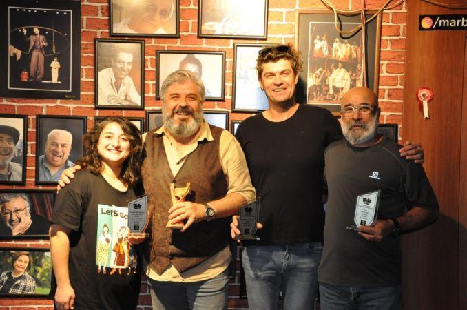 KBB Şehir Tiyatrolarına 7 ödül birden