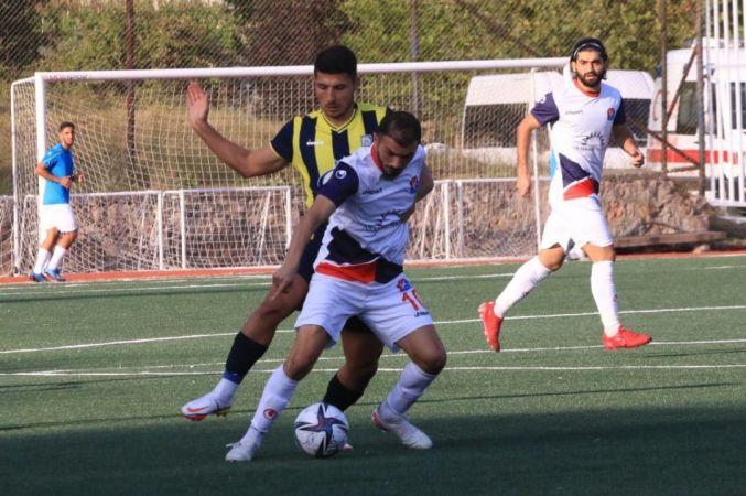 TFF 3. Lig: Belediye Derincespor: 0 - Kırıkkale Büyük Anadolu Spor: 0