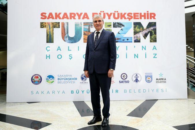 """""""Projelerimizle şehrin turizm geleceğine ışık tutacağız"""""""