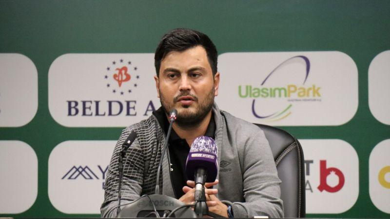 Kocaelispor - Balıkesirspor maçının ardından