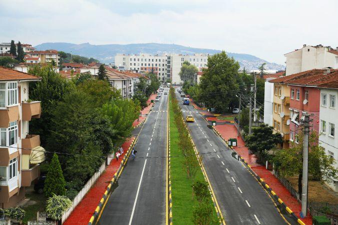 Büyükşehir yolları tablo gibi işliyor